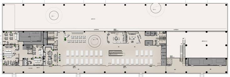 上饶三清山机场室内设计