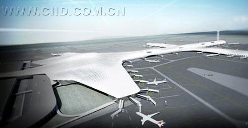深圳宝安机场设计