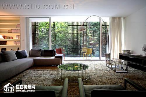 中国室内设计网 - 新闻 - 杭州九树公寓获英国皇家师
