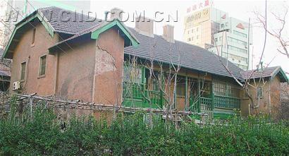 中国室内设计网 - 新闻 - 5座百年德式老建筑何去何从