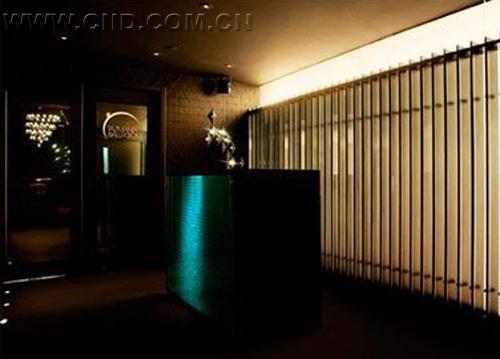 会所室内灯光设计