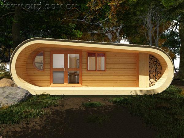 设计案例:树屋的设计 - 阿里巴巴家居资讯